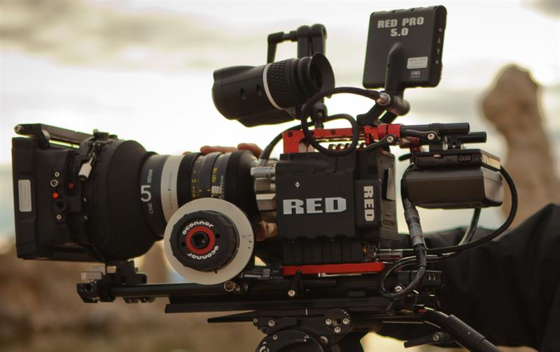 Red camera rig
