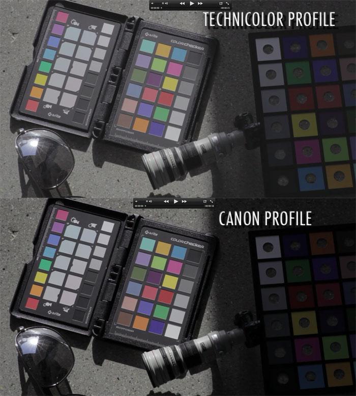 New Technicolor Profile for Canon HDDSLRs « Vincent Laforet's Blog