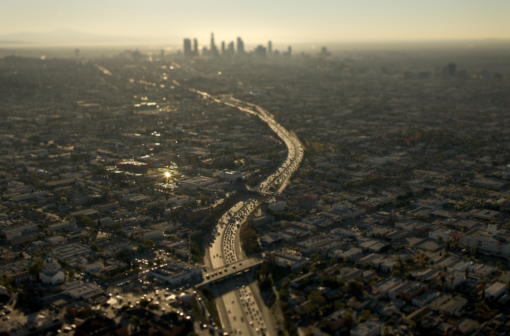 Los Angeles ©Vincent Laforet