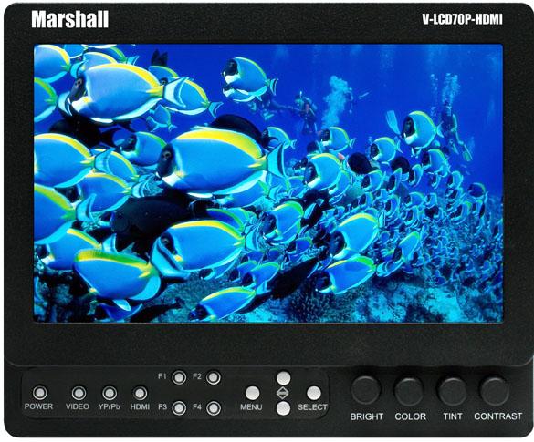 5D MKII Gear Tips LCD Monitors